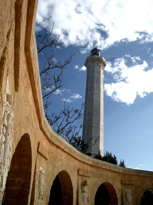 イタリア最南端 サンタマリアディレウカの灯台 Hitomi-Itoさん撮影