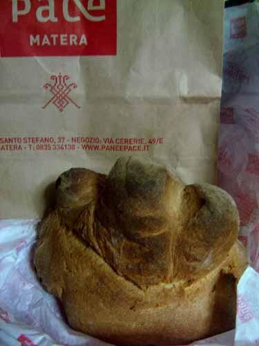 MATERAのパン