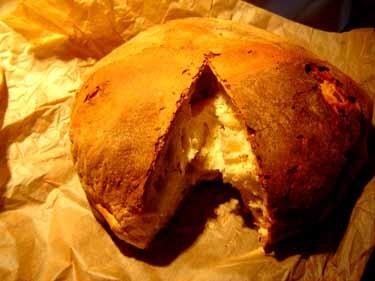 ラテルツァのパン