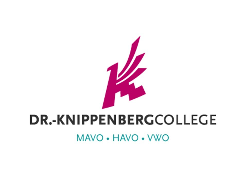 Leerlingen van het Dr.-Knippenbergcollege zijn aanwezig bij de Technasium Brabant-Oost Netwerkbijeenkomst 2016.