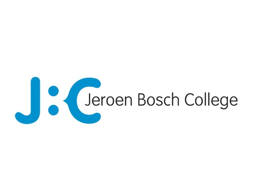 Leerlingen van het Jeroen Bosch College zijn aanwezig bij de Technasium Brabant-Oost Netwerkbijeenkomst 2016.