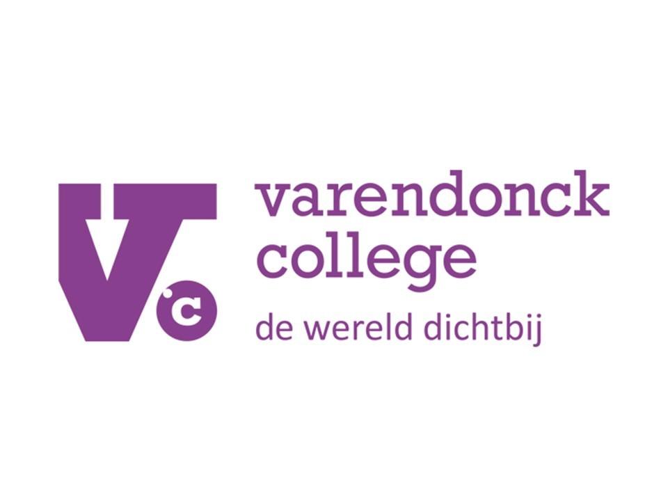 Leerlingen van het Varendonck College zijn aanwezig bij de Technasium Brabant-Oost Netwerkbijeenkomst 2016.