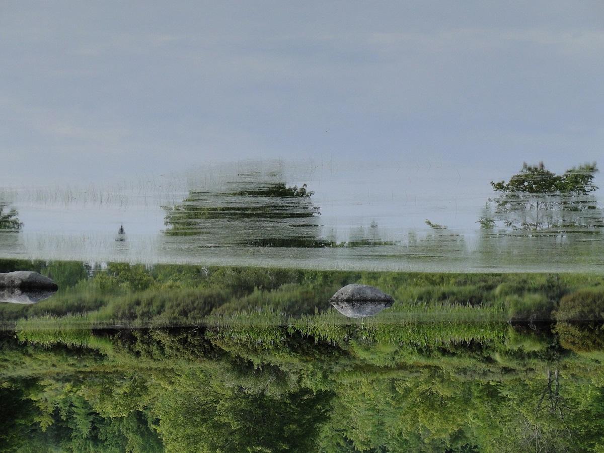 L'horizon nous trompe, Untitled no.3 I 40 x 60 cm I 60 x 90  cm I  80 x 120 cm