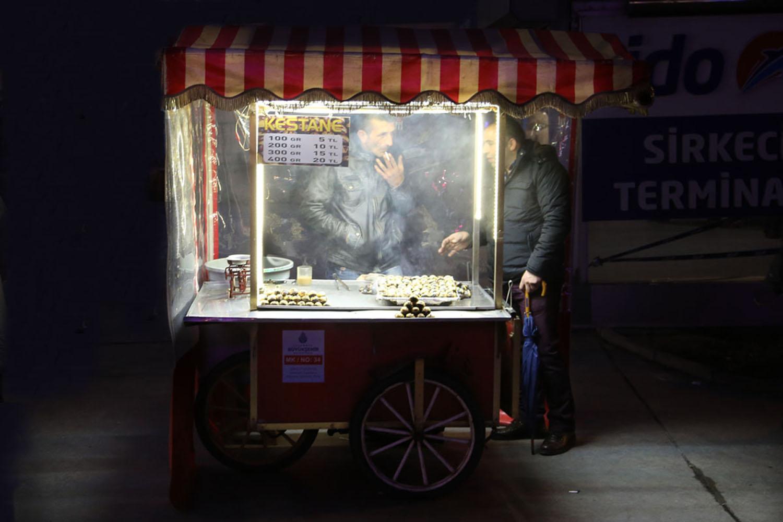 Kestane&Smoke, Tirage Lambda, 2015