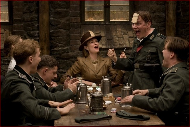 Arndt Schwering-Sohnrey in Quentin Tarantino's Inglourious Basterds