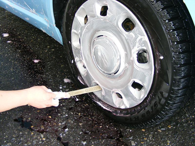 1−2:洗浄/車のボディーコーティング施工手順【カーフレッシュ新潟】