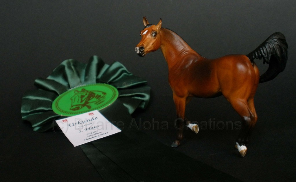 Naadirah; Mini Champion , LS Hamburg 2011