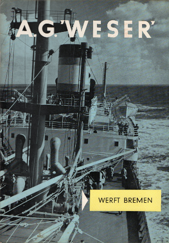 """AG """"Weser Info-Heft"""