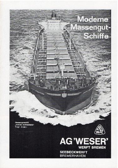 Werbeanzeige März 1966