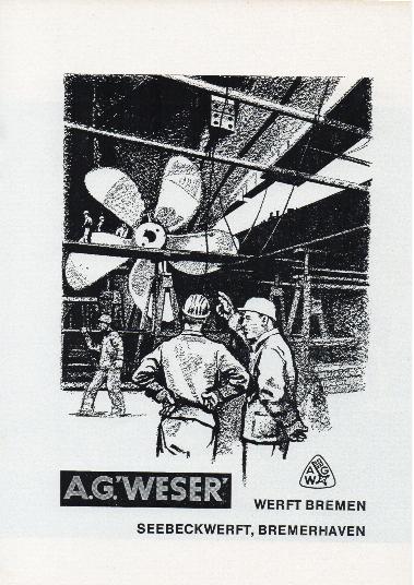 Werbeanzeige Juni 1964