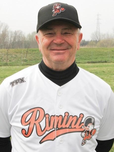 Paolo Delbianco Junior Rimini Baseball