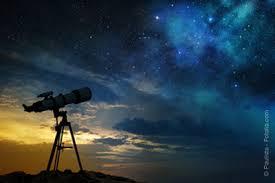 Observation des étoiles
