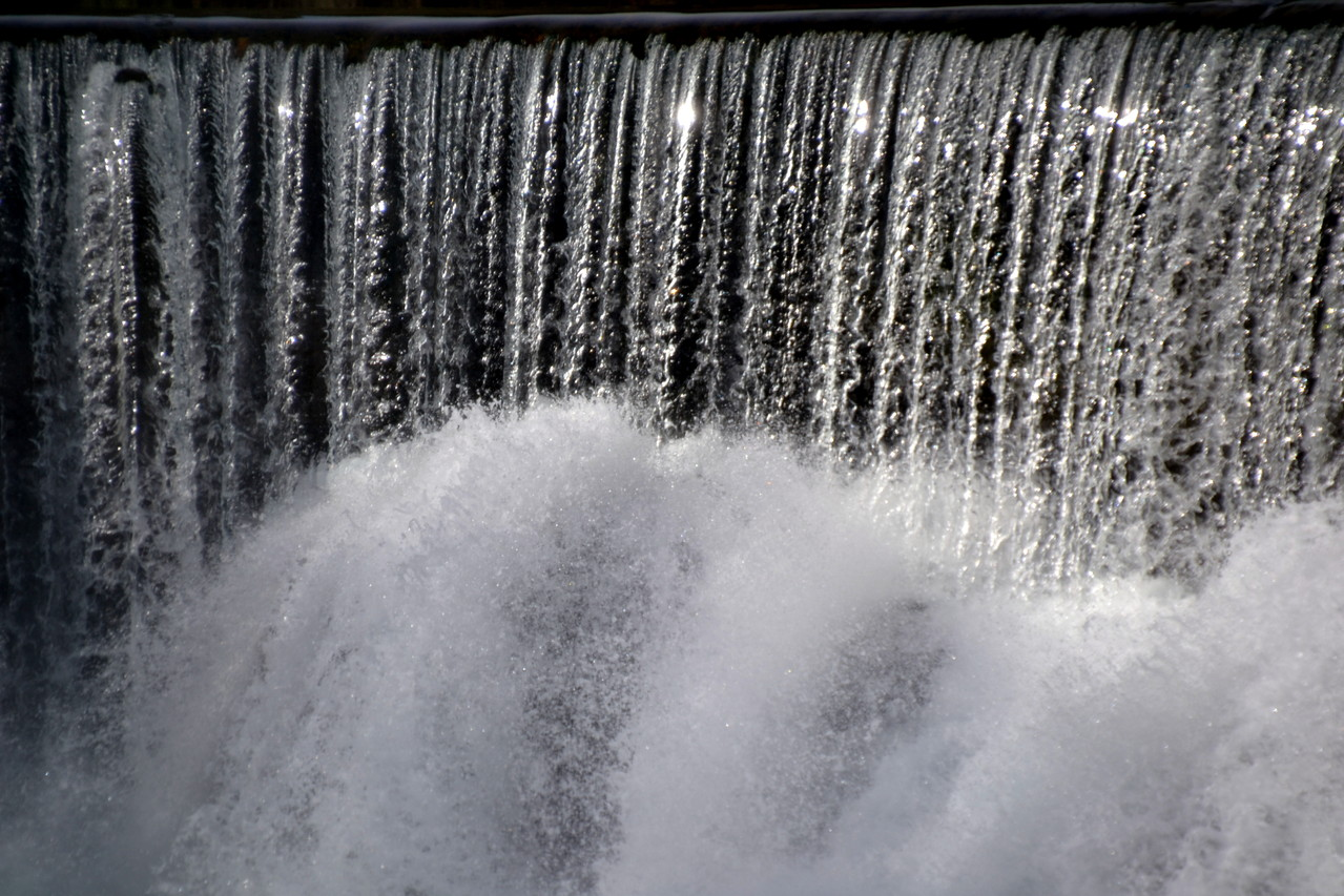 cascade de la vis (St Laurent le Minier)