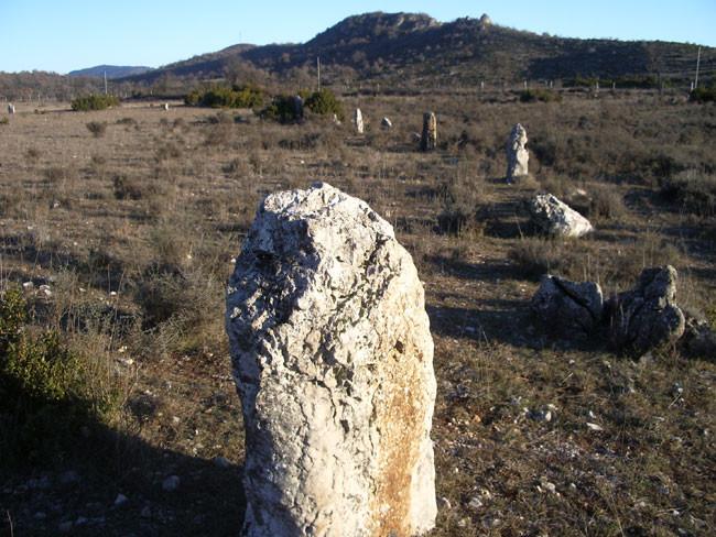 site mégalithique de Blandas