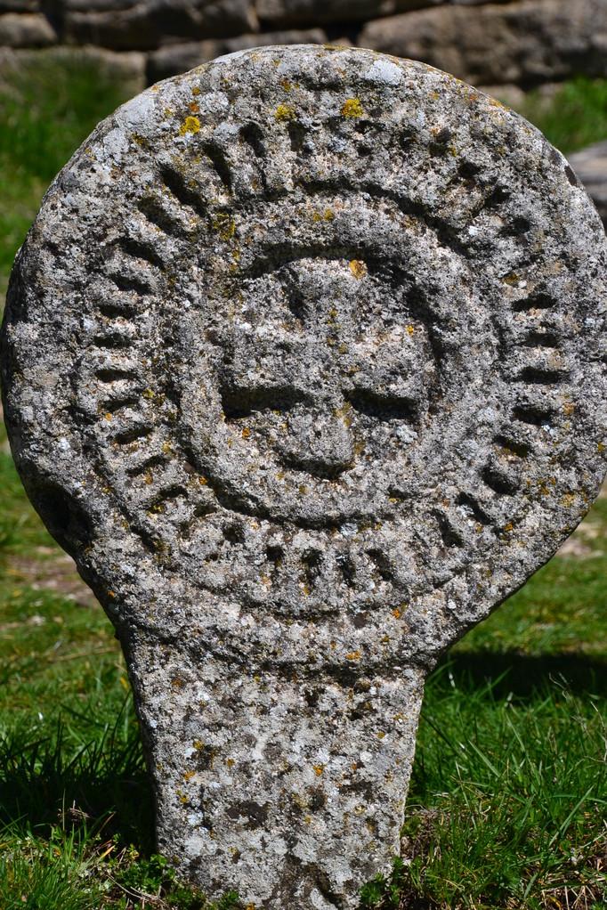 cimetière Couvertoirade
