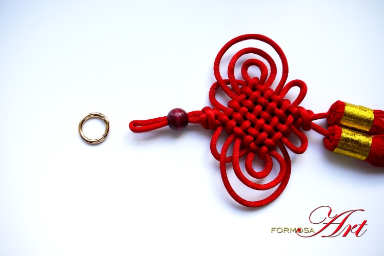 FORMOSA ART - Snap Hook Ring for Lo Pan Remedy