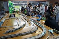 鉄道模型Nゲージ運転体験