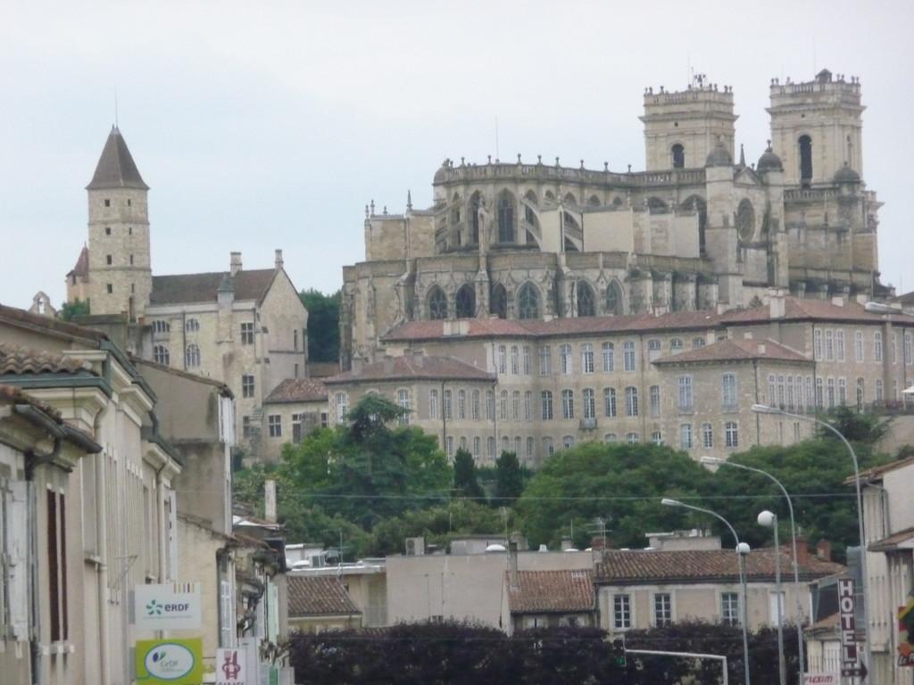 Auch : la cathédrale