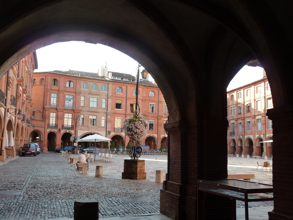Montauban : la Place Nationale