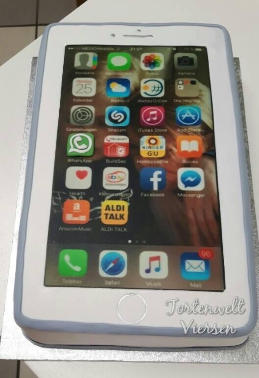 I Phone Torte ab 48 Euro