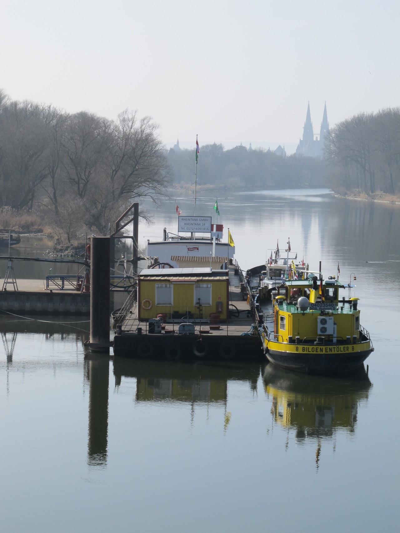 Hafen Regensburg