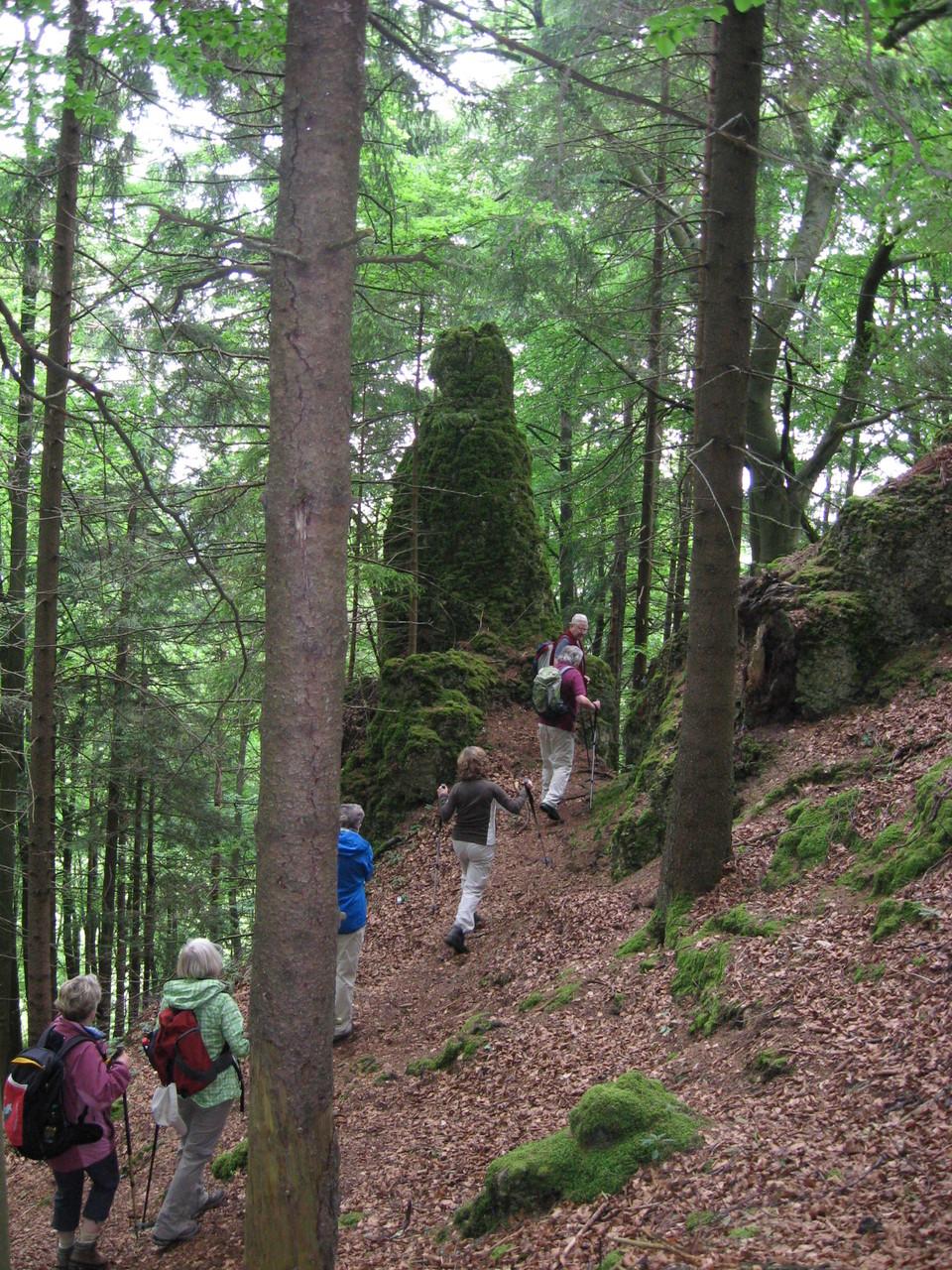 Jura Höhlenwanderung