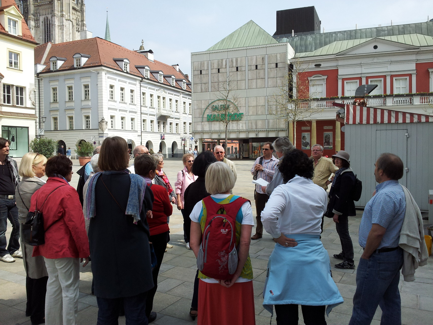 Historische Stadtwanderung
