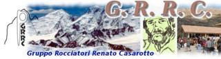 Gruppo Rocciatori Renato Casarotto - relazioni vie nuove