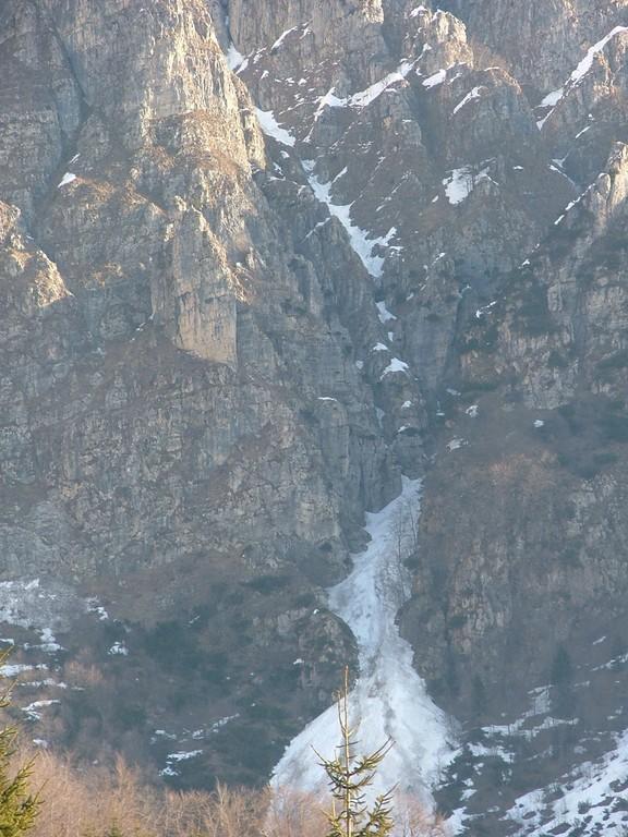 Pasubio - Vajo del Pino: parte iniziale
