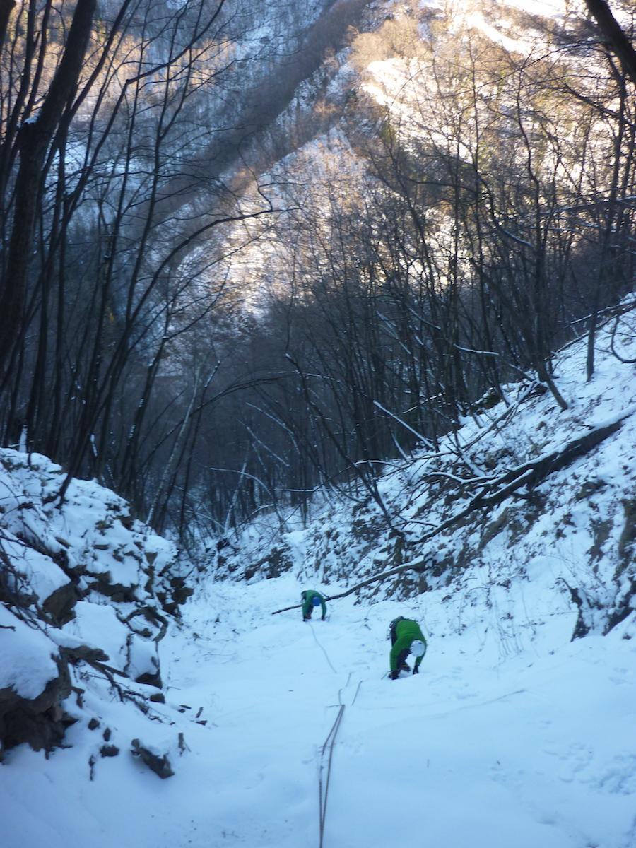 Recoaro - cascata Val Stupile