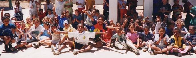 Tournée en Nouvelle-Calédonie - 2003