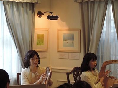 葉祥明美術館ミュージアムコンサート