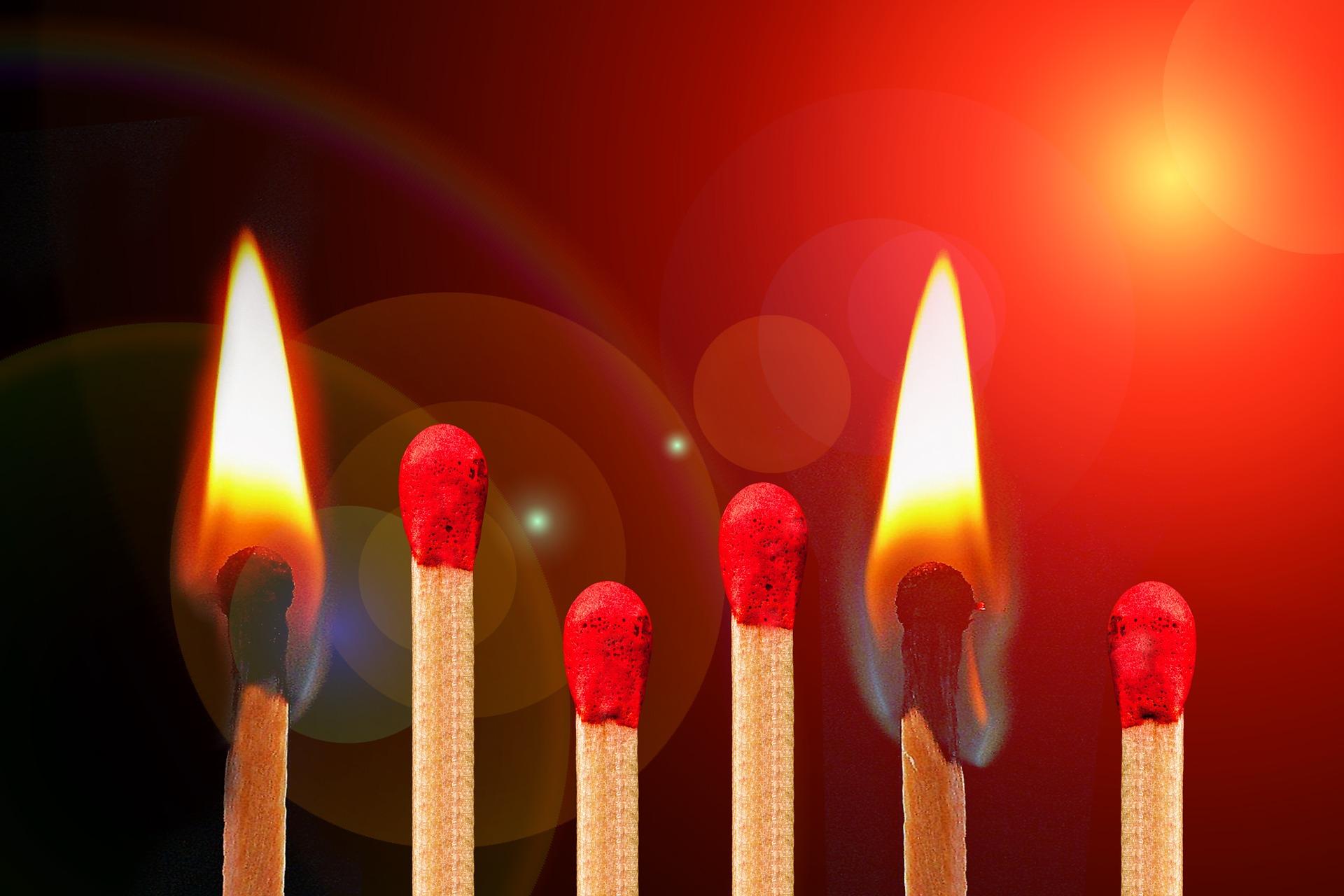 Wenn Dir ein Licht ausgeht: Self care gegen Burnout