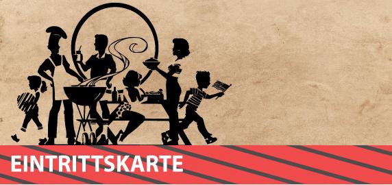 """Postkarte """"Geburtstagseinladung"""" Vorderseite"""