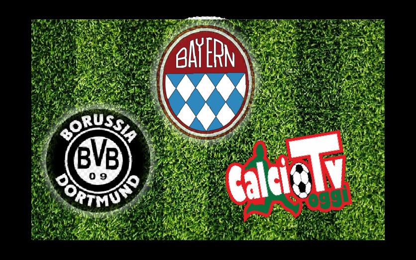 Big match Borussia Dortmund - Bayern di Monaco