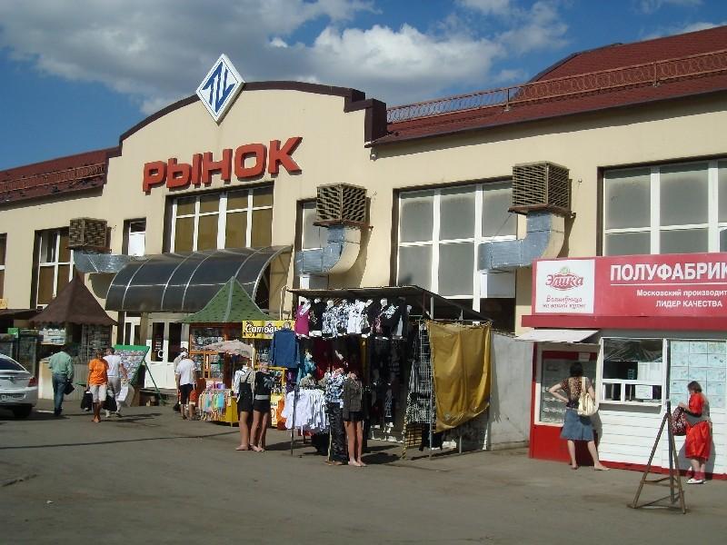 Торговый комплекс г.Саратов
