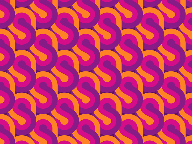 Retro decor room