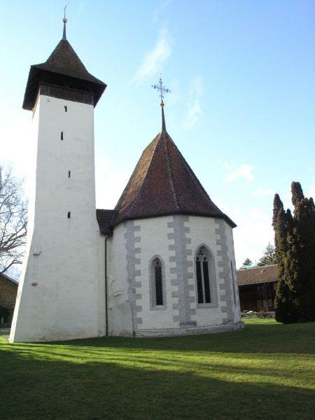 Scherzligkirche.