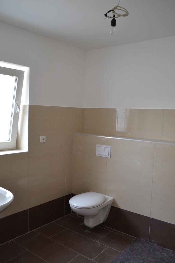 Einfamilienhaus - nacher Gäste WC