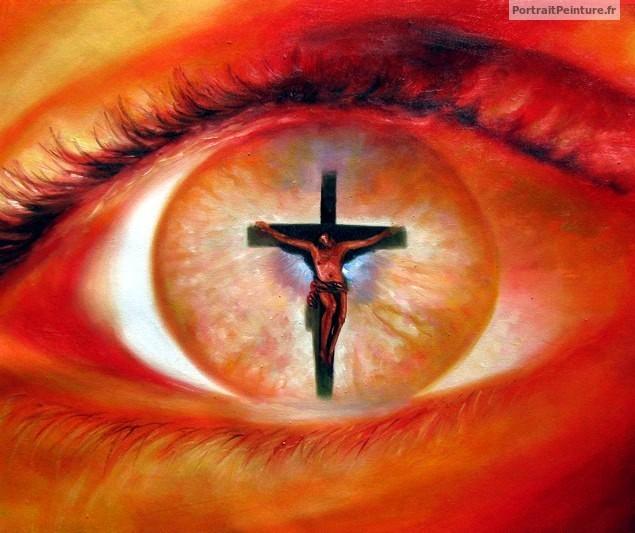 tableau-jesus-christ-peinture