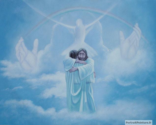 peinture-tableau-de-jesus-christ