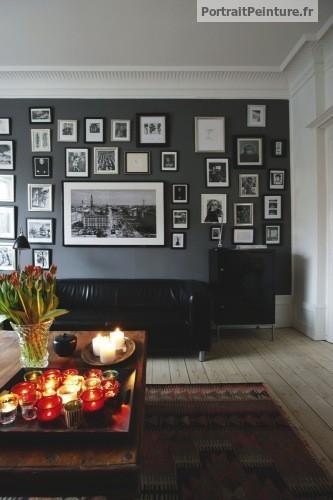 encadrement-tableau-idée-décoration