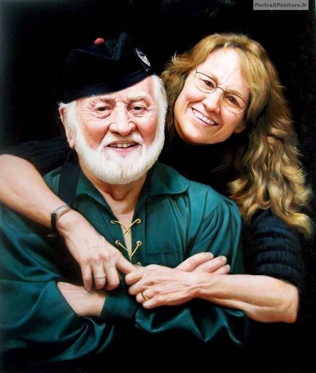 portrait-peinture-couple-age