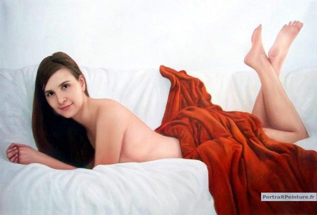 peinture-de-femme-nue-tableau