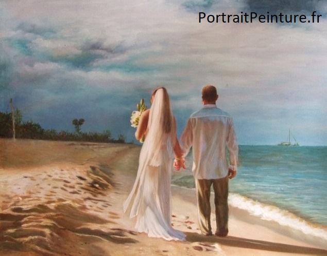 tableau-de-mariage-peinture-amour_marié