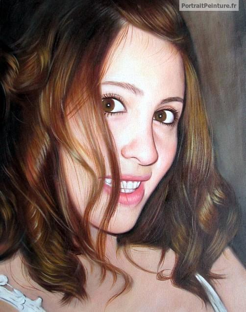 portrait-de-femme-peinture