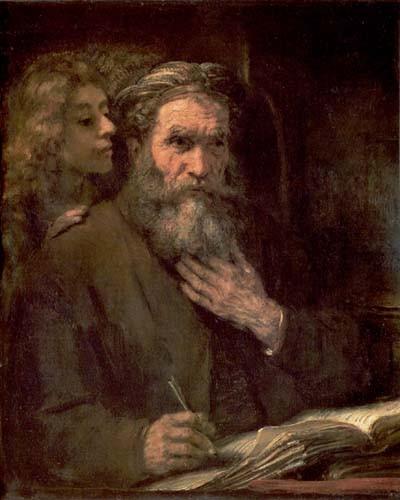 rembrandt-saint-matthieu-et-ange