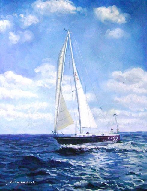 portrait-peinture-mer-bateau-voilier