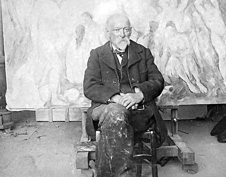 Paul-Cézanne-artiste-peintre-professionnel