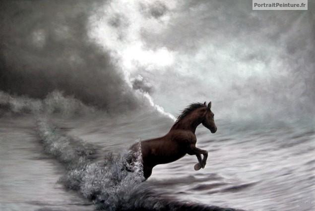 portrait-cheval-peinture-peintre